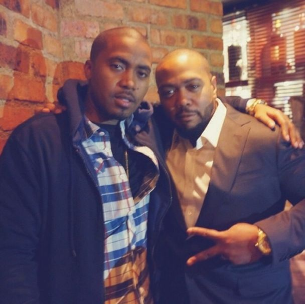 Timbaland Previews New Nas Collab