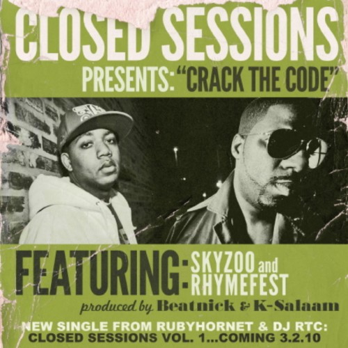 "Rhymefest + Skyzoo - ""Crack The Code"" (MP3)"
