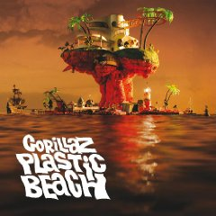 "Gorillaz ""Plastic Beach"" Album Sampler Mix (MP3)"