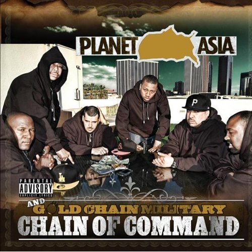"Planet Asia & Gold Chain Military - ""Chain Of Command"" - @@@ (Review)"
