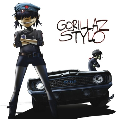 "Gorillaz + Mos Def + Chiddy Bang - ""Stylo (Remix)"" (MP3)"
