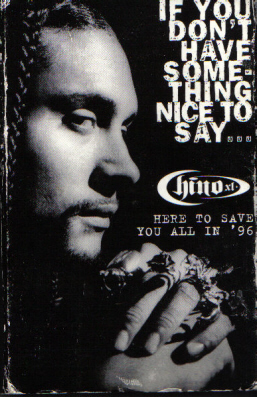 """Chino XL - """"Why'd You Wanna Go There (Unreleased 1996 Demo)"""" (MP3)"""