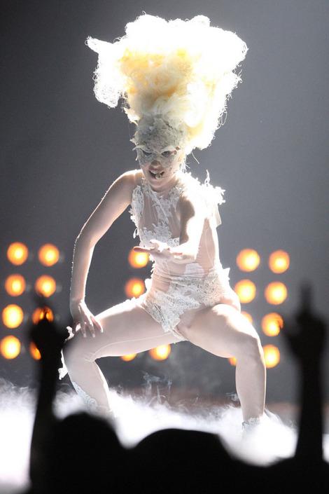 Lady Gaga Has A Vajayjay (NSFW)