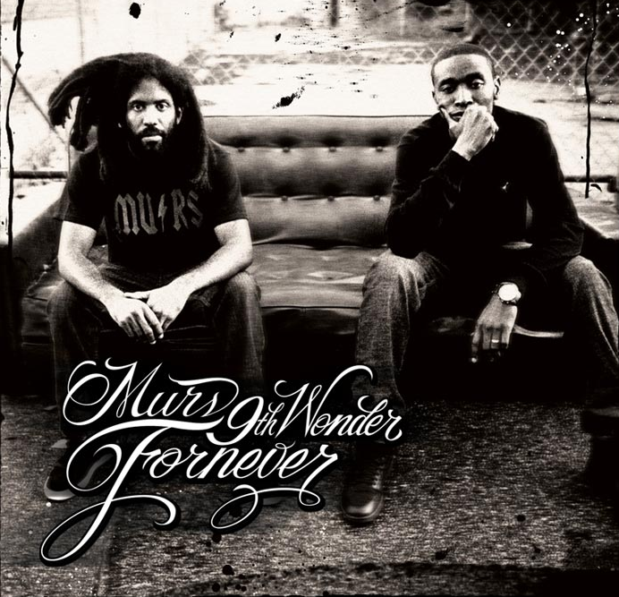 "Listen To Murs / 9th Wonder ""Fornever"" In It's Entirety Now."