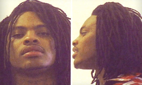 Provocative Waka Flocka Locked Up On Conduct Flop