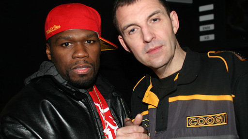 "Tim Westwood Is Not Having 50 Trying On New Styles For ""Black Magic"""