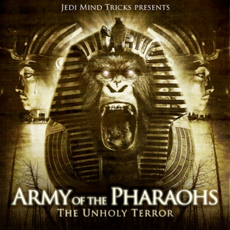 Army of The Pharaohs  The Unholy Terror - @@@ - (Review)