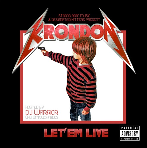 "Krondon + DJ Warrior - ""2012 The New Beginning"" (Mixtape)"