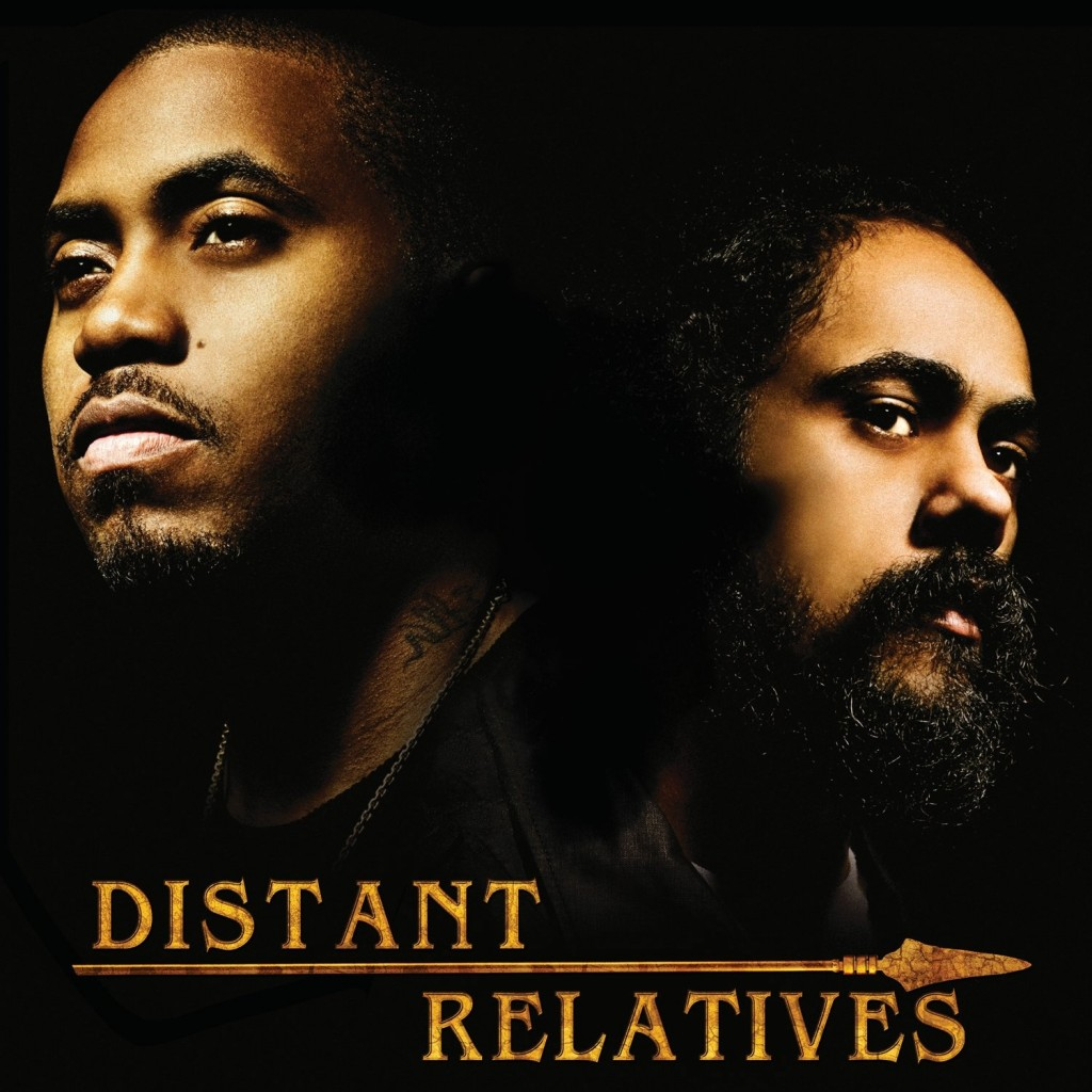 "Nas & Damian Marley's ""Distant Relatives"" Is Dropping May 18th."