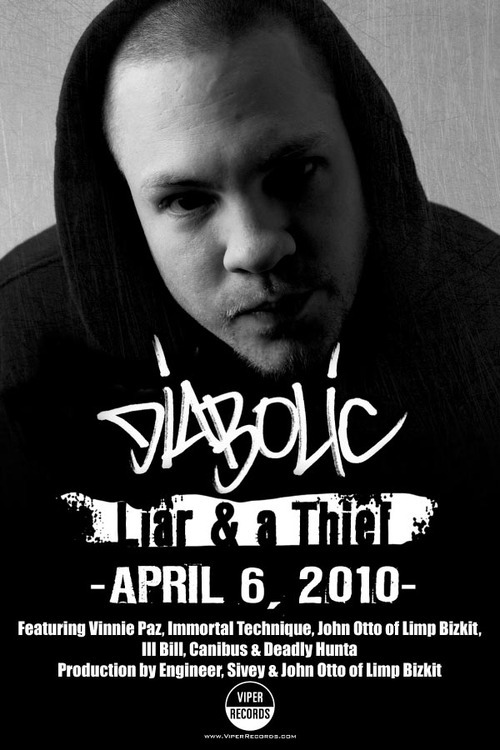 Diabolic Interview