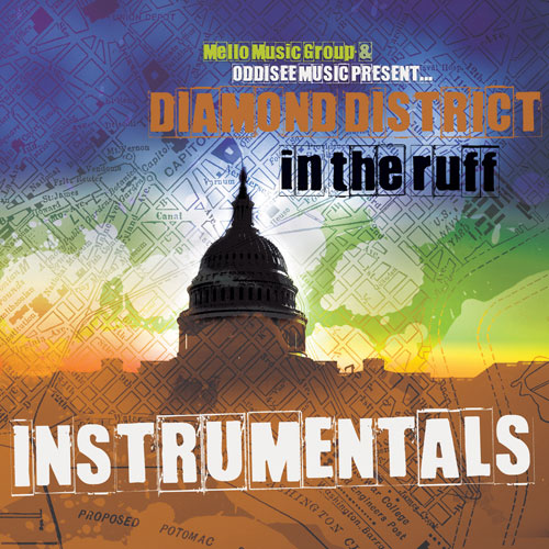 "Diamond District Drop Instrumental Tracks From ""In The Ruff"" (MP3)"