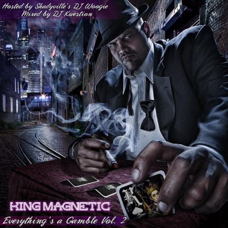"King Magnetic + Joell Ortiz + Tug McRaw + Fresh Jones +Block McCloud + Reef The Lost Cauze - ""The Trifecta""/ ""Do What We Gotta"""