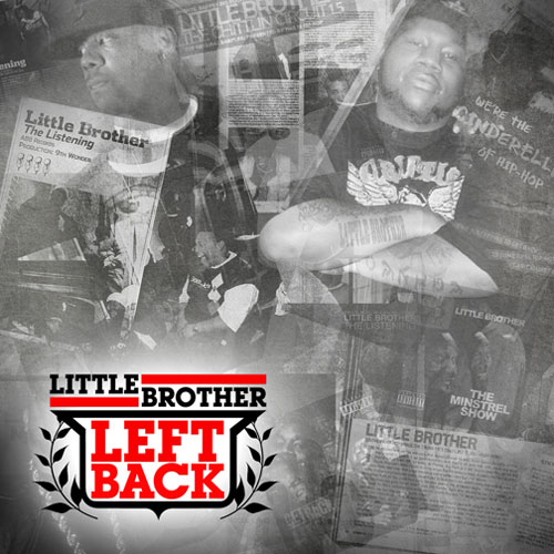 Little Brother - &quot;Left Back&quot; Album Sampler (MP3)