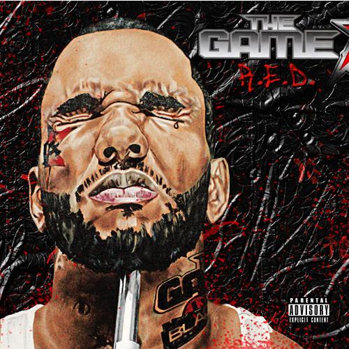 "Game First ""R.E.D."" Single & Album Art Reveal?"