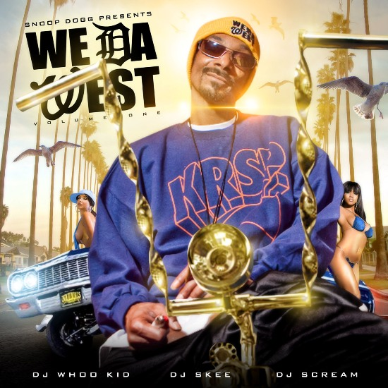 "Snoop Dogg - ""West Side Rollin'"" (feat. Nipsey Hu$$le & Kurupt) [No DJ MP3]"