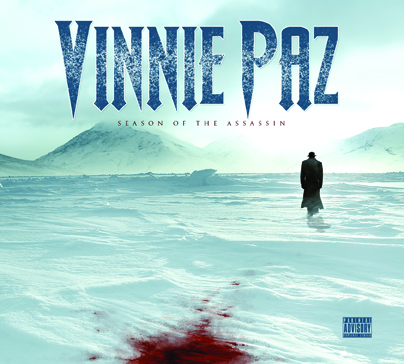 "Vinnie Paz Announces ""Season Of The Assassin"" LP For June 22 Release"