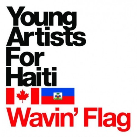 "Young Artists For Haiti - ""Wavin' Flag"""