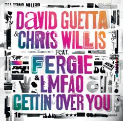"David Guetta Taps LMFAO & Fergie For ""Gettin Over You"" Remix"