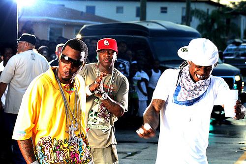 "Brisco + Lil' Wayne - ""Wall"""