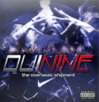 Bronx Rapper Nine Releases New LP &quot;Overseas Shipment&quot;