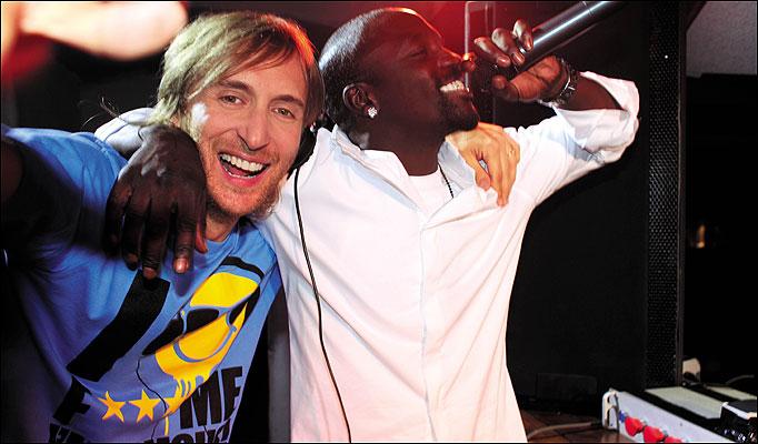 "David Guetta + Akon - ""Life Of A Superstar"""