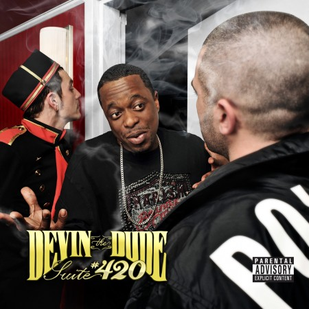 "Devin The Dude ""Suite #420"" Artwork"