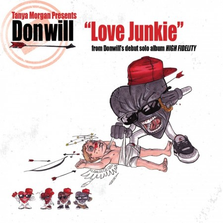 "Donwill - ""Love Junkie (Wallpaper Remix) (Feat Ca$he & The Park)"" (MP3)"