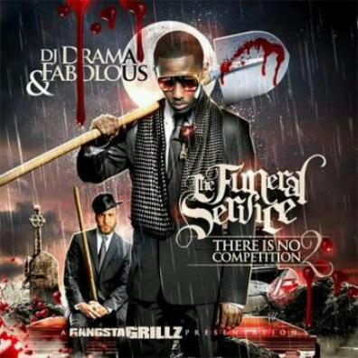 "UPDATE: Fabolous + DJ Drama - ""There Is No Competition 2"" (Mixtape)"