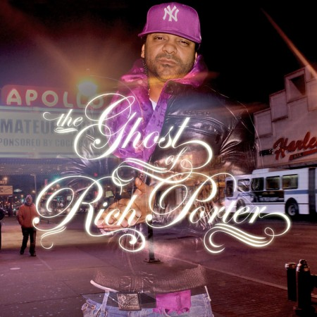 Jim Jones &quot;The Ghost of Rich Porter&quot; (Artwork/Tracklist)