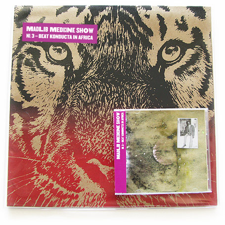 "Madlib - ""The Frontline (Liberation)"" / ""African Voodoo Queen (Drama)"" (MP3)"