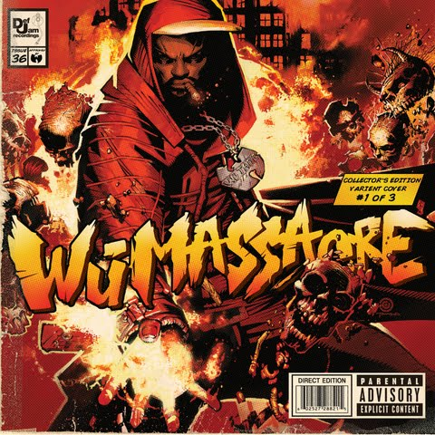 Wu-Massacre Variant Cover 1/3