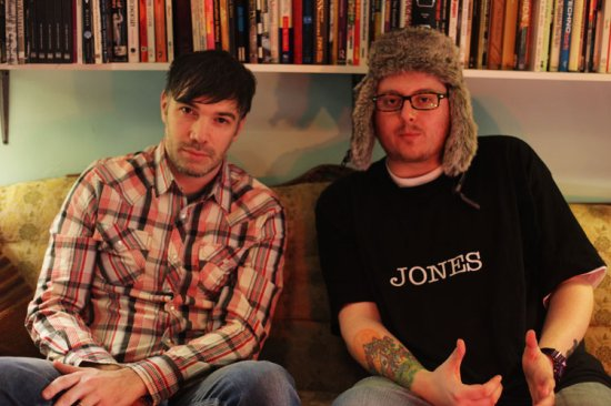 "Buck 65 & D-Sisive Are The Ricardo Christoff Apparatus And They Want To Make ""100 Stories"" About You."