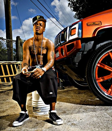 "Plies - ""Drama (Drama Found Me)"""