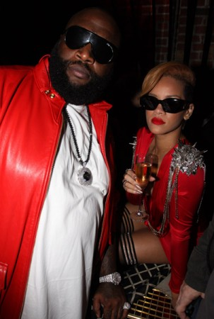 "Rihanna + Rick Ross - ""Rude Boy (Remix)"""