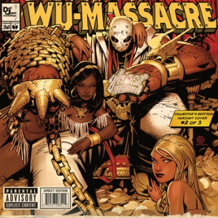 Wu-Massacre Variant Cover 2/3