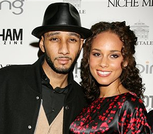 Swizz Beatz and Alicia Keys Engaged