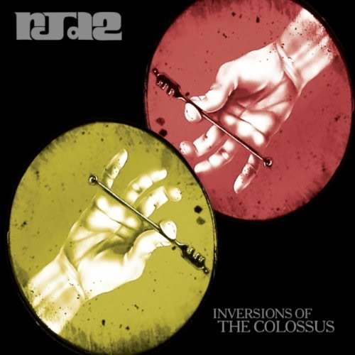 "RJD2 ""Inversions Of The Colossus"" Hitting June 22nd"