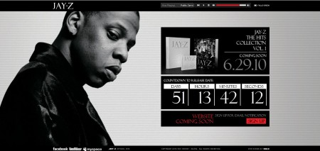 Jay-Z Releasing The Hits Collection Vol. 1 June 29th