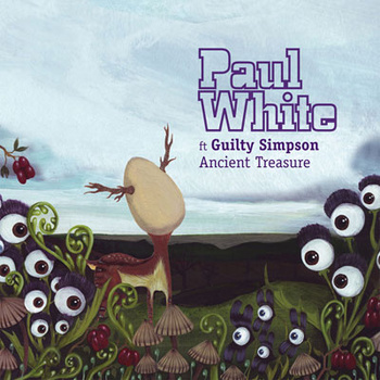 "Paul White + Guilty Simpson - ""Ancient Treasure"""
