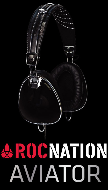 SkullCandy Teams With Roc Nation For Branded Headphones