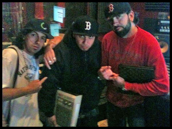 "Termanology + Checkmark - ""Duffle Bag Brothers"" (MP3)"