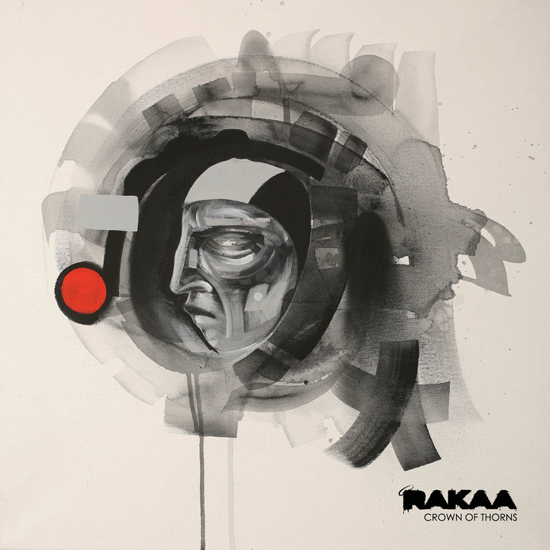 "Rakaa ""Crown Of Thorns"" Artwork + Tracklist"