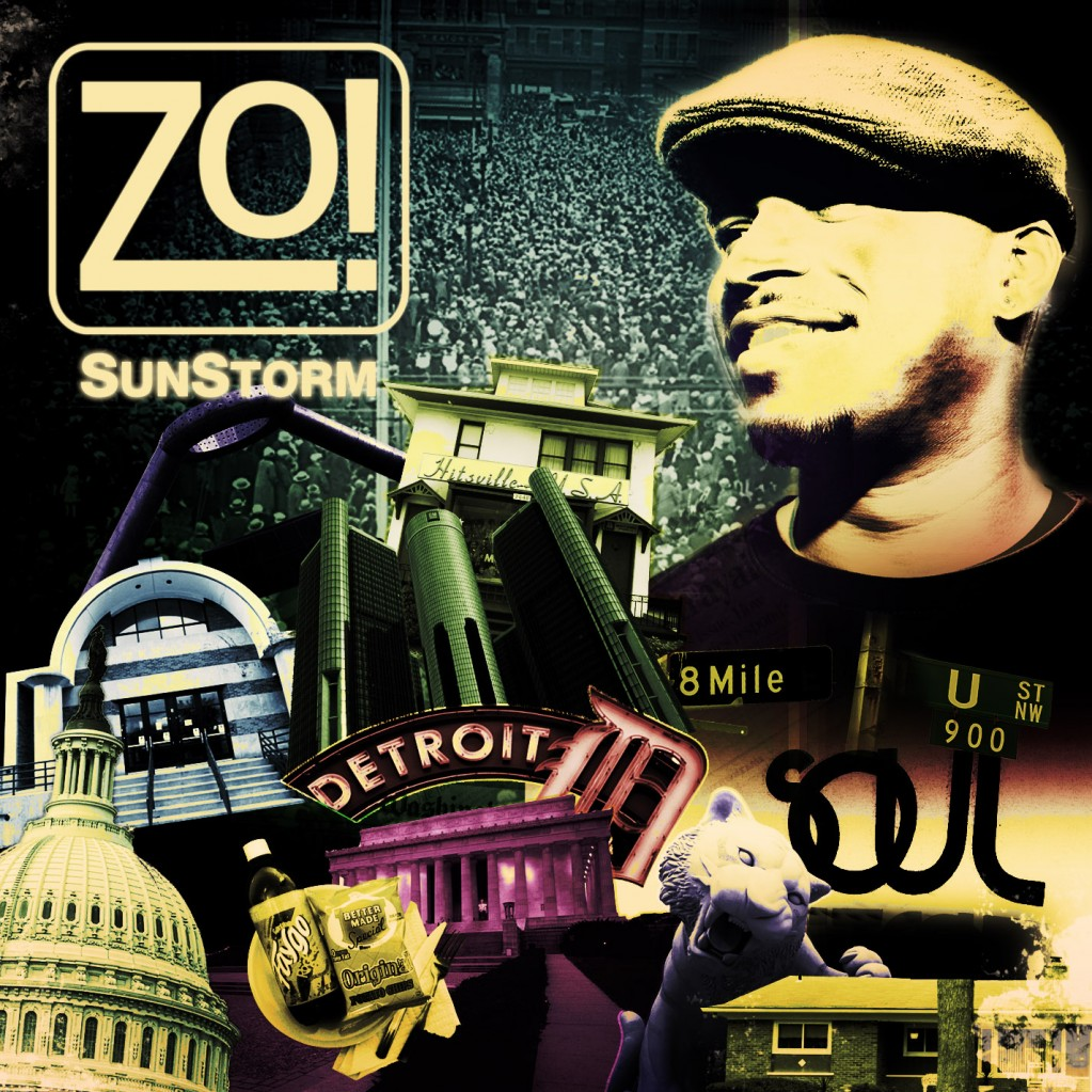 "Zo! To Release ""SunStorm"" On Foreign Exchange Music"