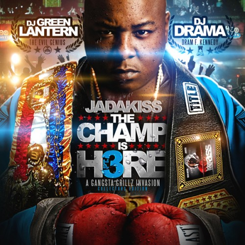Jadakiss - The Champ Is Here Pt 3 (N0 DJ Tracks) (MP3)