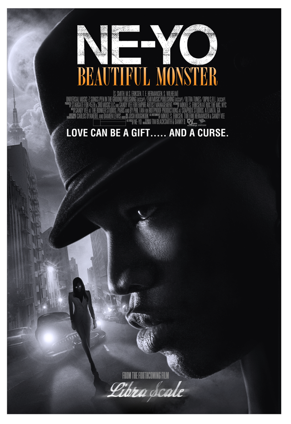 Ne-Yo - &quot;Beautiful Monster&quot; (prod. Stargate)