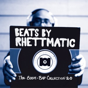 "DJ Rhettmatic - ""Beats By Rhettmatic"" (Mixtape)"
