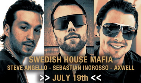 Swedish House Mafia -