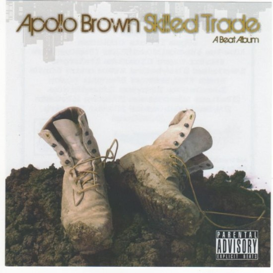 "Apollo Brown – ""Skilled Trade"" (Mixtape)"