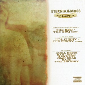 "Eternia and Moss - THE BBQ"" Remix ft. Tiye Phoenix & Jean Grae"