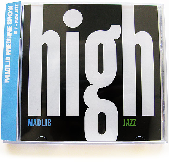 Madlib Medicine Show #7: High Jazz Revealed